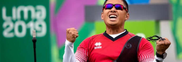Canadian Archers Claim Double Gold & Olympic Quota Place at Pan Am Games