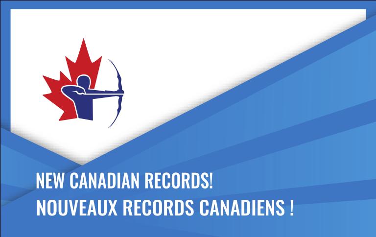 Nouveaux records canadiens – 10 septembre 2019