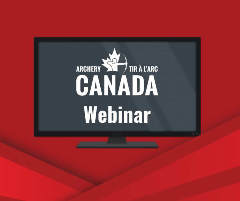 Archery Canada Webinar: Managing Your Team during COVID-19