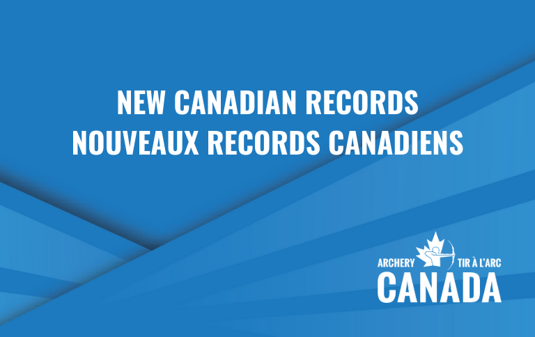 New Canadian Open Indoor Records