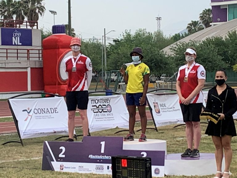 Canada's Women's Recurve archers claim an Olympic Quota place at the Pan American Championships and Continental Qualifier in Mexico